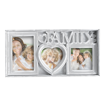 Modern Family 3 opening Picture Sets Plastic Photo Frame