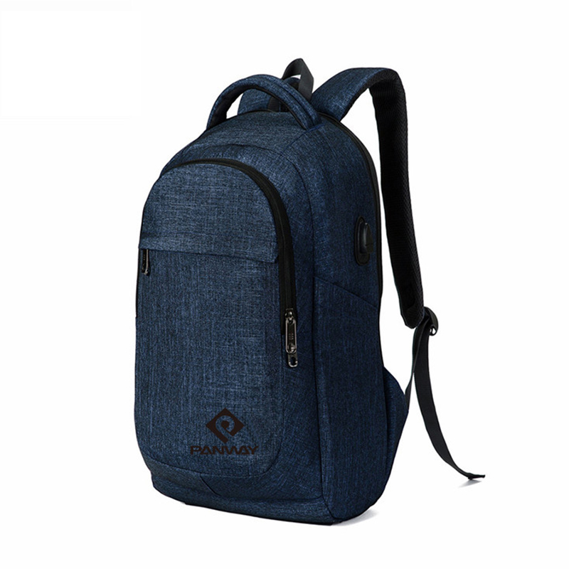 Men bags backpack travel Charging wholesale New Arrival waterproof USB phone Laptop school bag Back Pack