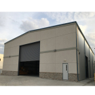 prefab warehouse steel structure/plant frame steel buildings/prefabricated hangar