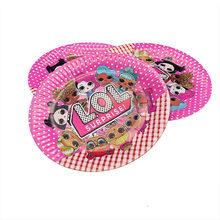 Оригинальные куклы LOL surprise, вечерние куклы lol, тематические товары для девочек, подарки на день рождения(Китай)