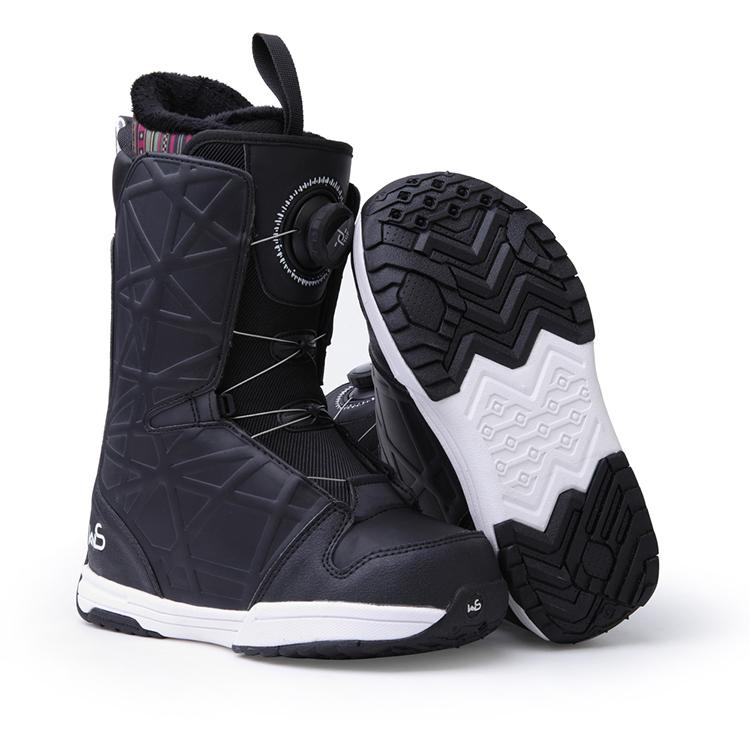 ARDEA Высокое качество оптом Водонепроницаемые кожаные лыжные прямые поставки Фристайл Oem соединения Сноуборд ботинки для взрослых