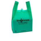 Bags Nonwoven Bag Factory Recyclable W Die Cut Nonwoven Supermarket Shopping Eco Bags Reusable