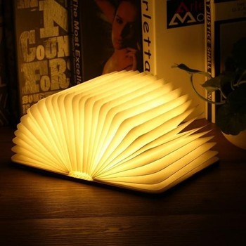 Amazon hot sale party gift mini book lamp for kids return gifts birthday party and back to school promotion gifts
