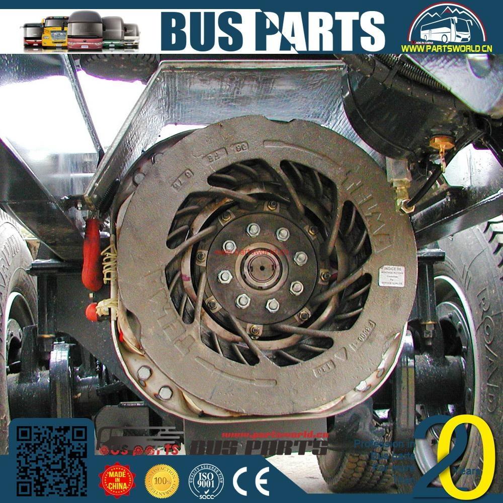KingLong parts bus electromagnetic  mercedes Brazil TELMA CAMA TERCA brake retarder  current yuchai engine relay Rotor stator
