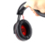 EKSA 7.1 Surround Sound E900 Noise Canceling Microphone Noise Isolation Headphone Gaming USB Cable 3.5mm cable for PC/XBOX/PS4
