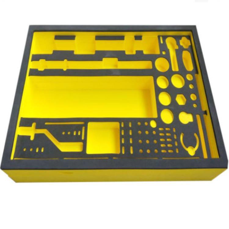 Пользовательские ЧПУ EVA пены режущая вставка для инструмента продукта