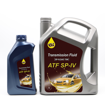 Hot Sale Lubricants And Engine Oil ATF SP-IV Motor Oil