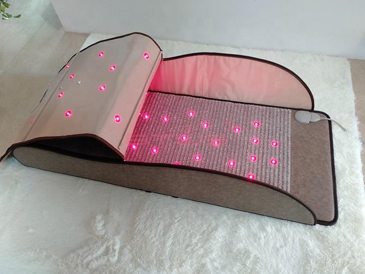 Нулевой EMF инфракрасная сауна купол Фотон энергия матрас с отрицательными ионами кислорода для детоксикации похудения потеря веса