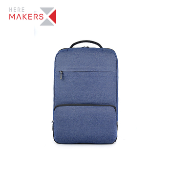 Wholesale fashion large capacity leisure lightweight back pack mochila Business Briefcase laptop backpack