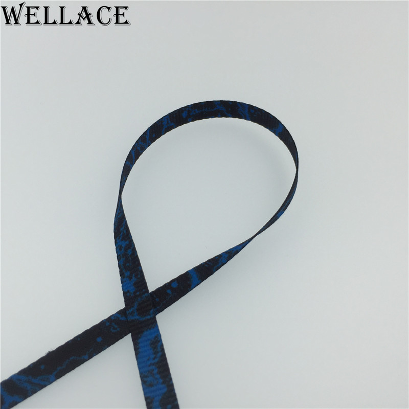 Wellace custom shoelaces wholesale lace tipping machine shoelace suppliers custom shoelace aglets