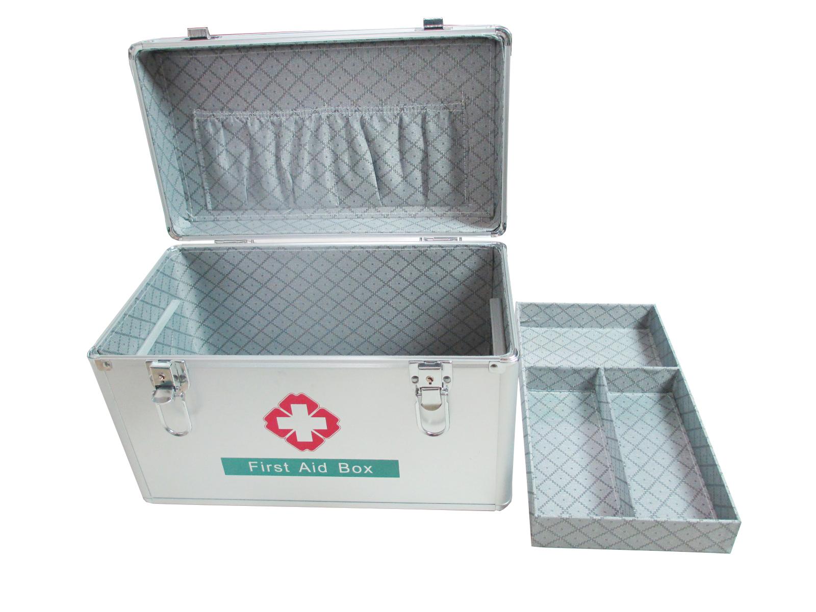 2021 медицинский шкаф/аптечка первой помощи/алюминиевая аптечка первой помощи, медицинский ящик. Коробка для лекарств