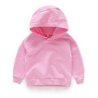 Boy 2021 Fashion Casual Plain Kids Boy Cotton Hoodies