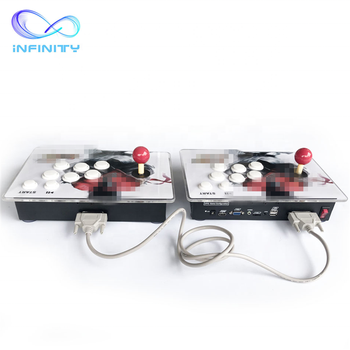 Pandora Game Box 9 Plus 1660 Game 2 Player Console Arcade Game Control Panel For Tv