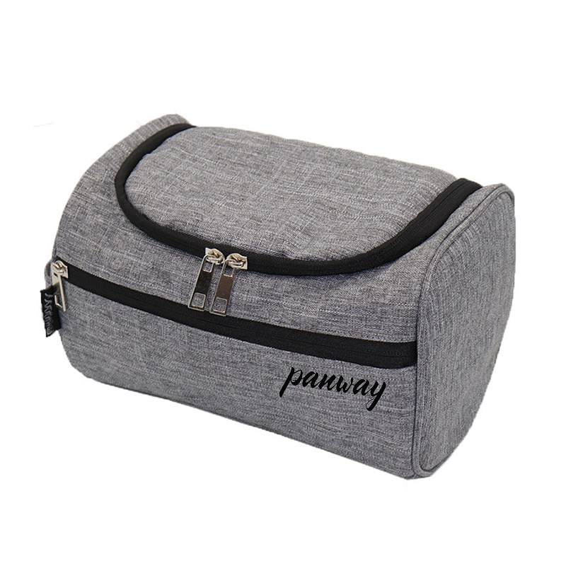 Makeup bag Travel Small Pouch Waterproof brush Organizer Wash Hanging Toiletry Cosmetic Bags