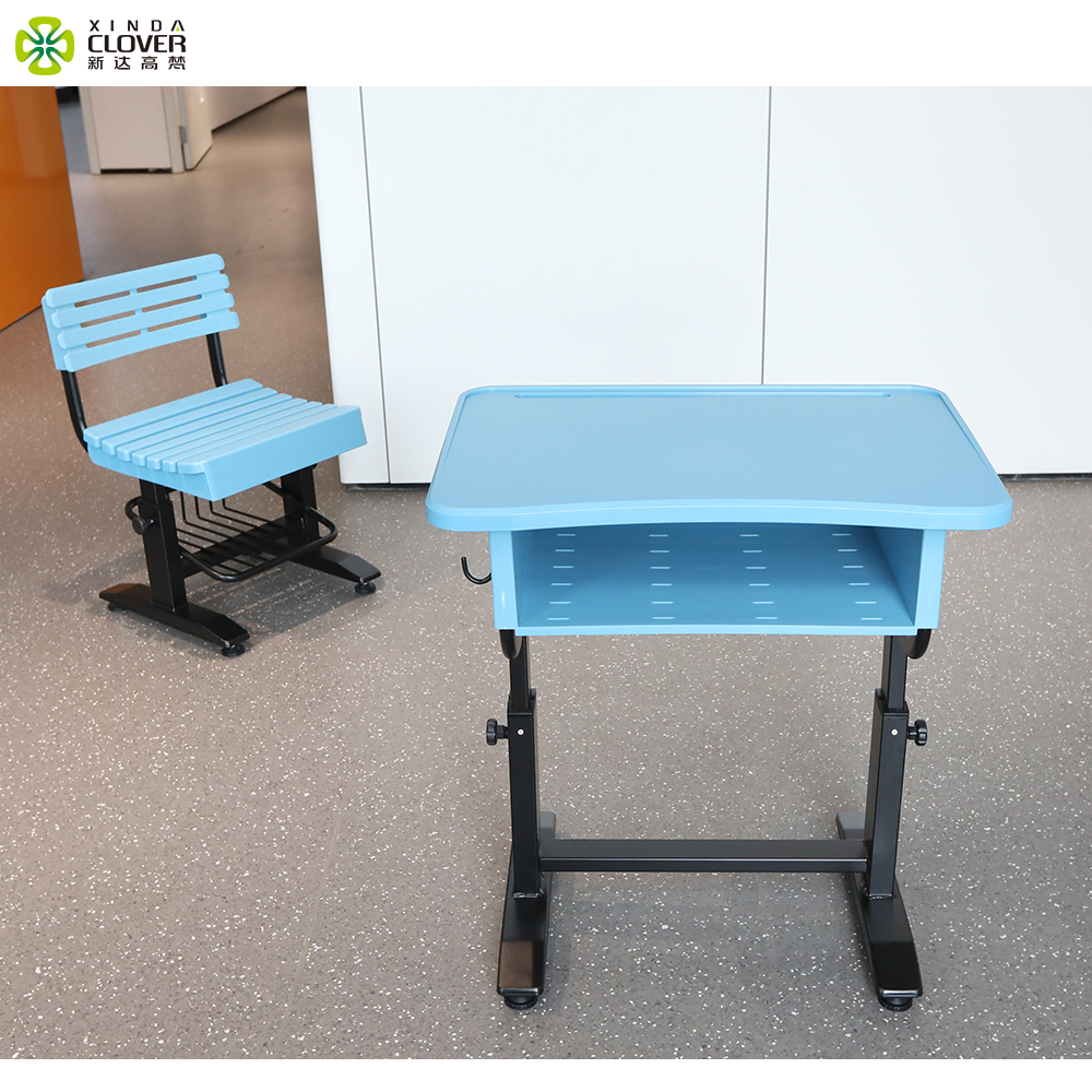 Children Kid Set Desk Height Reading Kids Study Table And Chair Adjustable