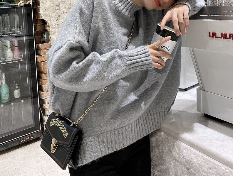 Luxe 9079PP loose and comfortable Long sleeve autumn women clothing