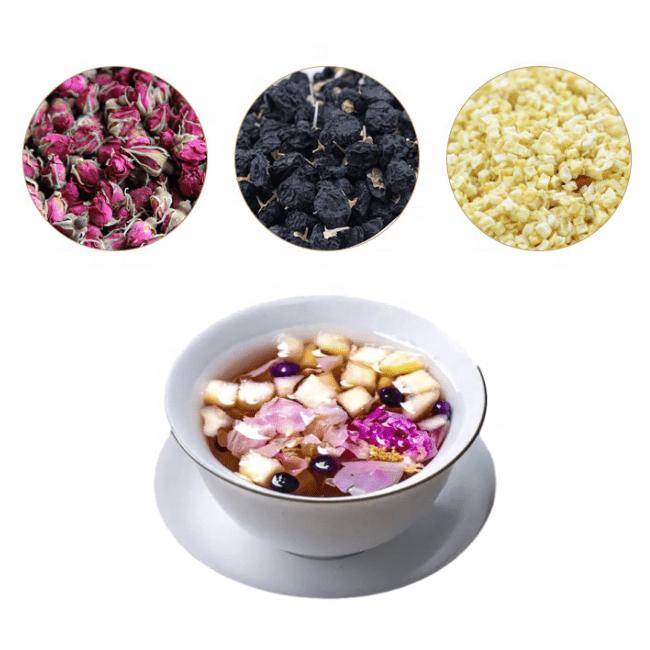 New arrived glow tea, skin glow tea,glow tea herbal detox for female Skin Care