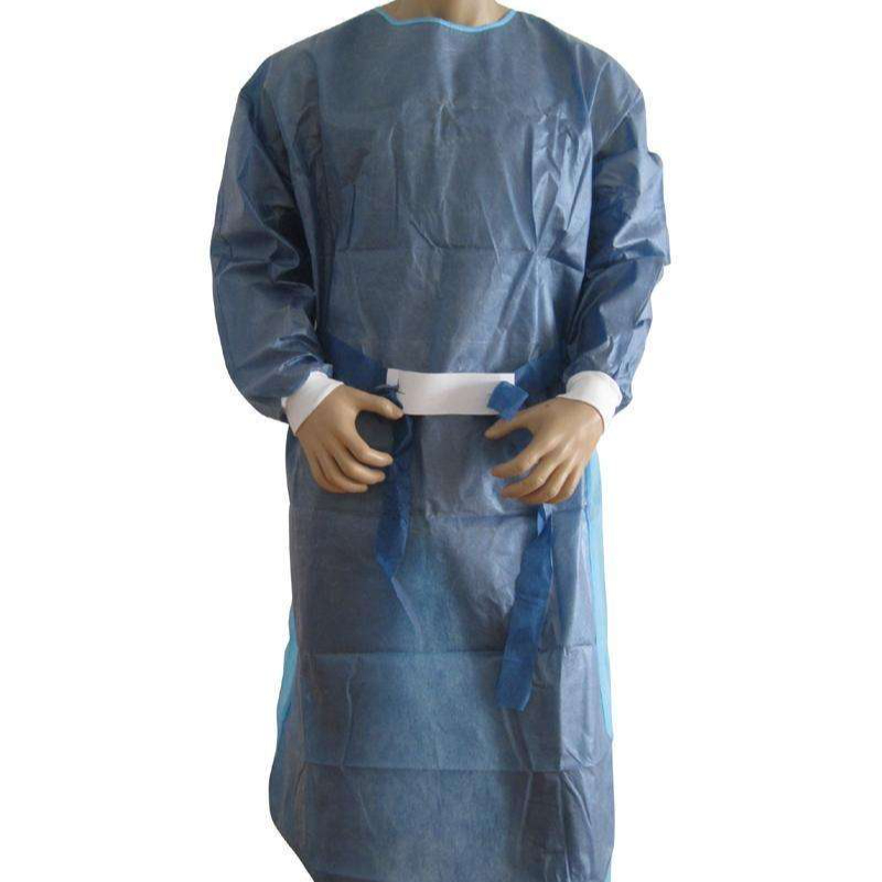 best selling isolation gown non disposable woven reusable isolation gowns - KingCare   KingCare.net