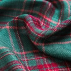 Green Green New Arrivals Wholesale 100% Viscose Custom Green Scarves For Men Shawl