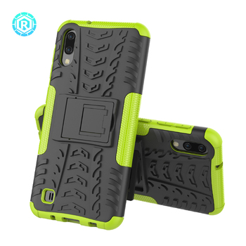 Roiskin Factory Armor Case For Samsung Galaxy M10 Dazzle Rugged Back Cover For Samsung Galaxy M10