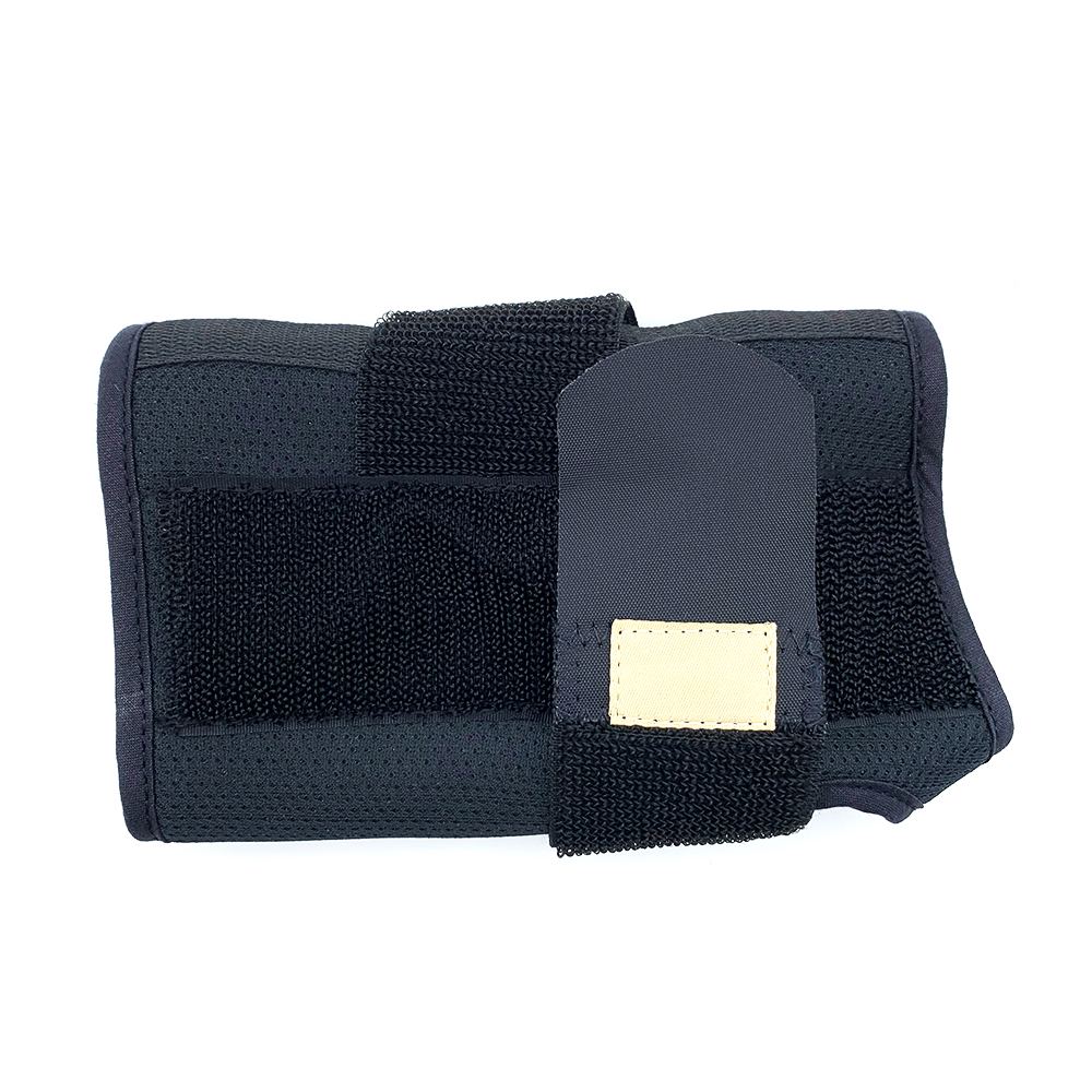Breathable Aluminum Plate Wrist Support Both-Hands Hook And Loop Injury Compression Thumb Loops Bandage Winding LCS-23