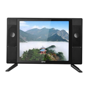 17inch tv parts Hd1080p television smart tv led Multimedia Small Television led tv 17""