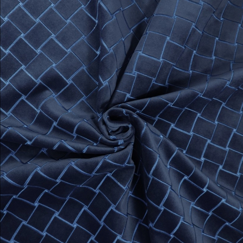 fashion velvet fabric for pillow cushions and decorations upholstery