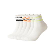Metersbonwe 6 пар/лот 2020 Новинка весна лето мужские хлопковые носки для мужчин спортивные повседневные хитовые цветные Средние мужские чулки(Китай)