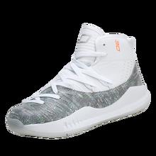 Баскетбольная обувь с высоким берцем в стиле ретро; Дышащие баскетбольные кроссовки для пары; Модная спортивная обувь; Брендовая обувь для ...(Китай)