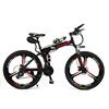Black6.8AH integrated wheele