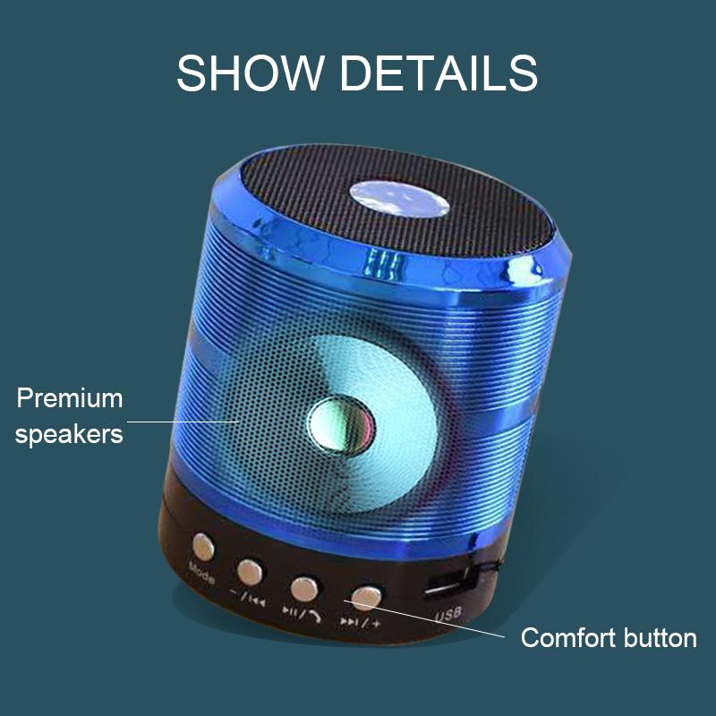 2021 тренд продукта Стерео S887 беспроводной динамик OEM производитель оптовая продажа Ультра дешевый портативный музыкальный мини-динамик