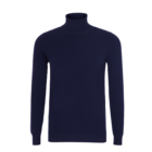 Men Sweater For Wool Thin Wool Men Sweater Plain Knitted Pullover Viscose Polyamide Slim For All Seasons Turtleneck Thin Wool