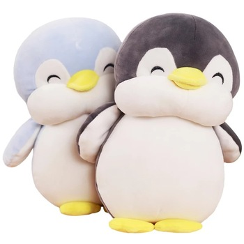 Stuffed Cartoon Animal Doll Fashion Soft fat Penguin Plush Toys for Kids Baby Lovely Girls Christmas Birthday Gift