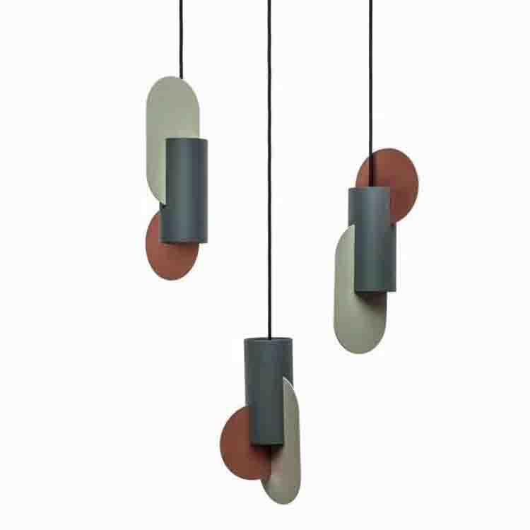 Восточная осветительная установка для помещений, античное железное художественное освещение в стиле постмодерн, подвеска для столовой в европейском стиле
