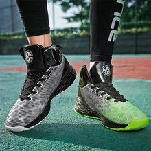 Новинка; высокие кроссовки Jordan; мужские уличные кроссовки; износостойкая амортизирующая спортивная обувь; дышащая Баскетбольная обувь; уни...(Китай)