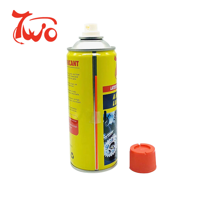 China Manufacturer Professional Multi Function Anti-Rust Lubricant Spray