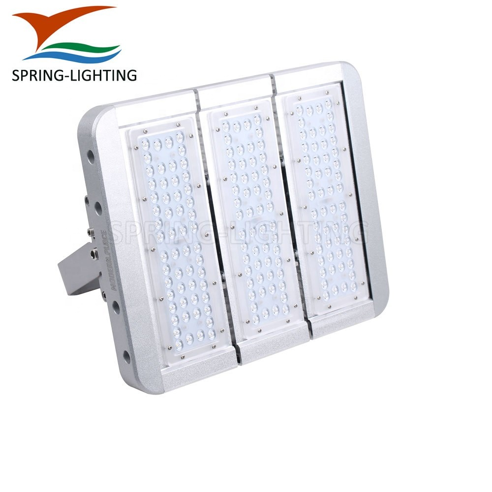 Shenzhen factory 150w LED Flood light UL DLC SAA Ce RoHs approved high pole light