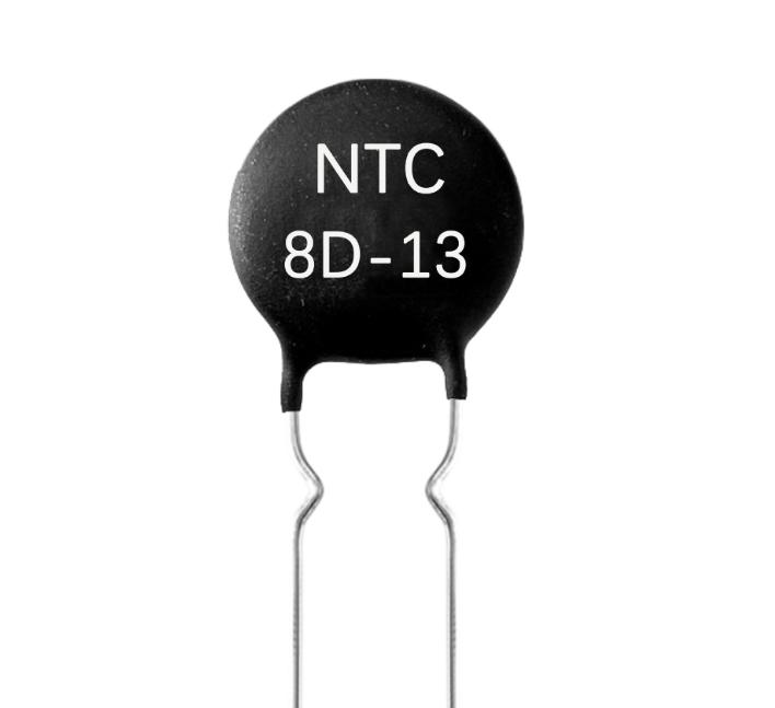 Бесплатная доставка, 15 шт., оптовая продажа, резистор напряжения тока Inrush 8D-13, ограничитель мощности 8 Ом, Термистор NTC