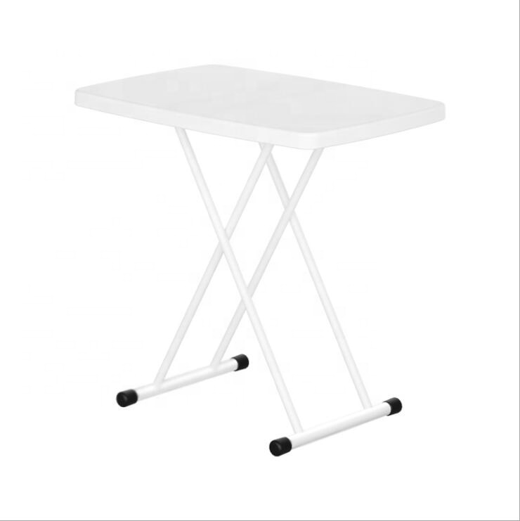 Wholesale Square Lightweight Long White Portable Outdoor Theme Party Plastic Folding Table