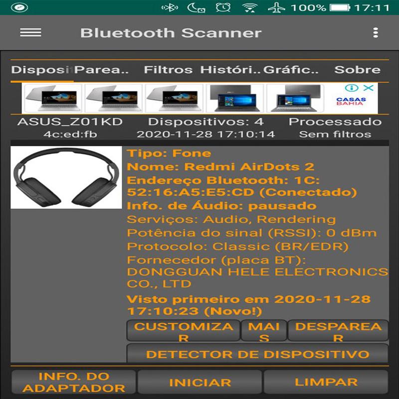 Global Version Xiaomi Airdots 2 TWS Blue tooth 5.0 Earphone Original Mi True Wireless Earbuds