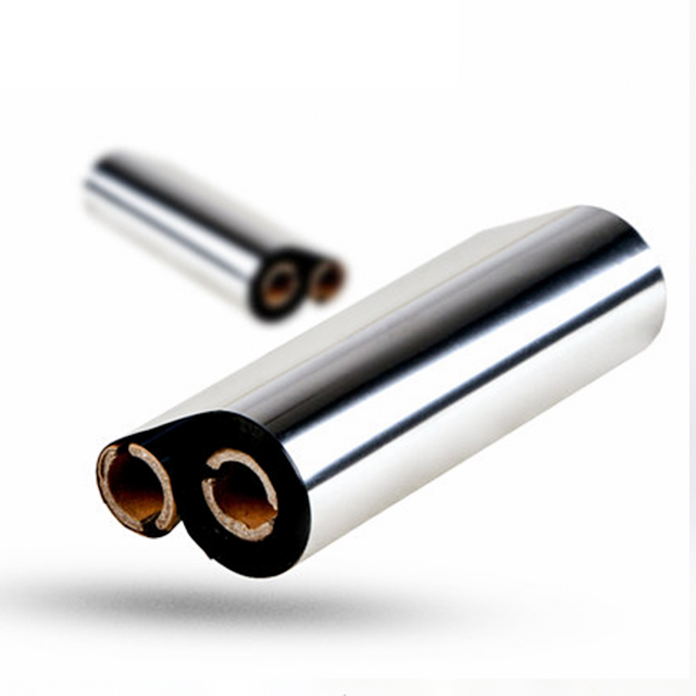100x300m Thermal Transfer Wax Ribbon For Thermal Barcode Printers