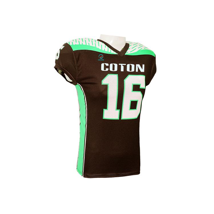 OEM service custom design american football jersey
