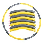 Hoops Fitness Hula Hoops Best Selling Weighted Hula Hoops Exercise Weight Fitness Hula Hoops