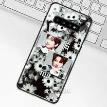 Бродячий детский чехол для samsung Galaxy S10 S10e S9 S8 Plus A70 A50 A30 Note 9 10 + 5G чехол из закаленного стекла для телефона(Китай)