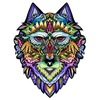 wolf paper box