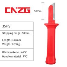 Инструмент для зачистки ножей, мини-инструмент для зачистки проводов, 6 видов ручных инструментов(Китай)
