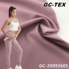 [GC-20092605] Instock 80%Nylon 20%Spandex Diamond Cotton Feeling Double Brushed Fabric For Leggings And Yoga Pants