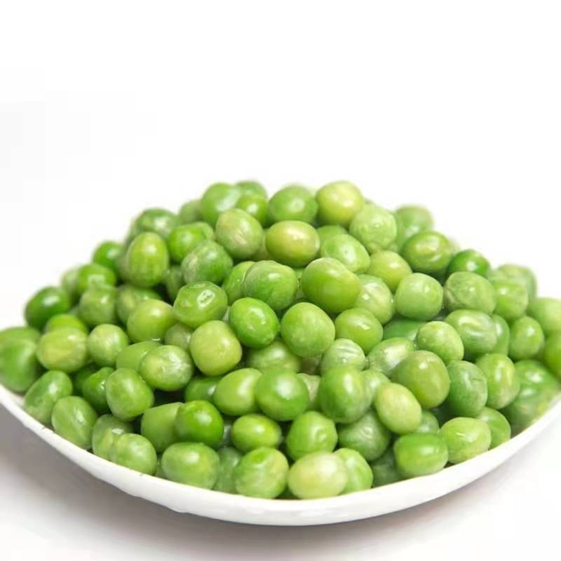 Experienced Pass ISO9001 Best Price Best-selling Bulk IQF Frozen Vegetable Green Peas