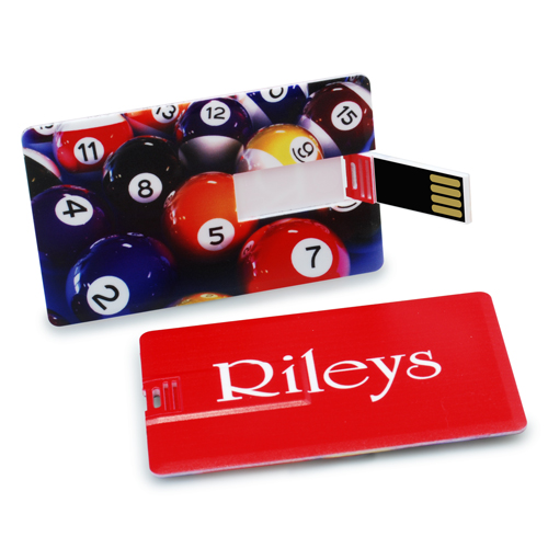 Business Card USB 2.0 2GB Plastic Pendrive Credit Card USB Flash Drive - USBSKY | USBSKY.NET