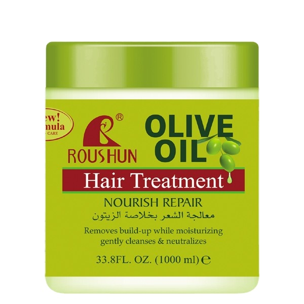 olive hair treatment